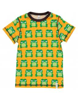 Camiseta Orgánica MAXOMORRA - Rana