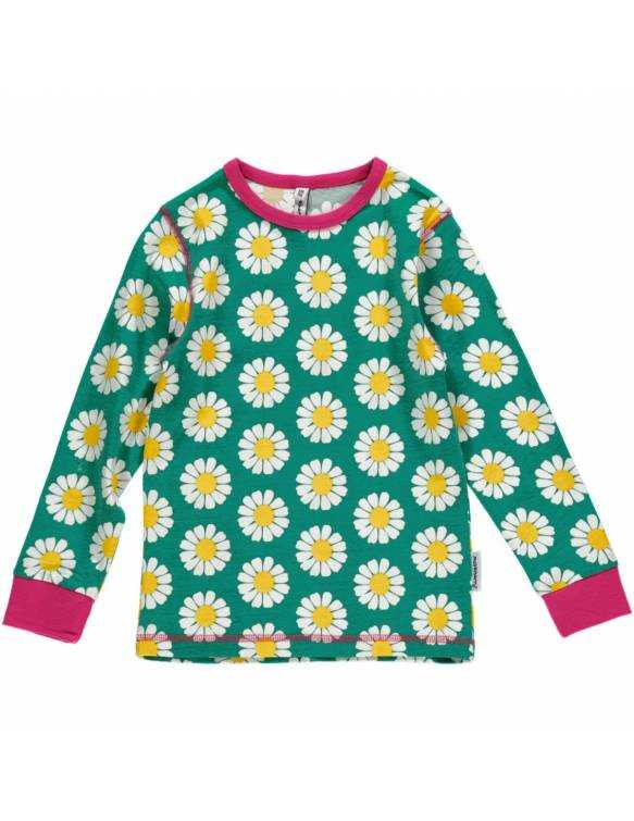 camiseta-algodon-organico-maxomorra-margaritas