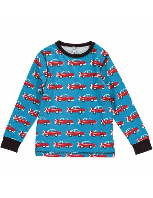 camiseta-algodon-organico-maxomorra-coche