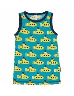 Camiseta Orgánica de Tirantes MAXOMORRA - Submarino