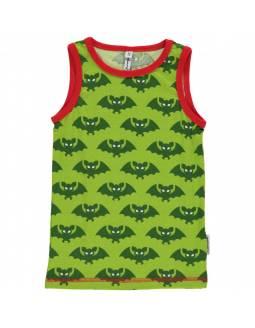 Camiseta Orgánica de Tirantes MAXOMORRA - Murciélago