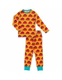 Pijama Orgánico MAXOMORRA - Dinosaurios