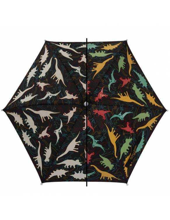 Paraguas Mágico HOLLY & BEAU que cambia de color - Dinosaurios