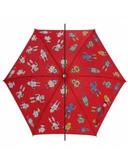 Paraguas Mágico HOLLY & BEAU que cambia de color - Robots