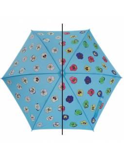 Paraguas Mágico HOLLY & BEAU que cambia de color - Flores