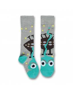 Calcetines UBANG de algodón OEKO-TEX - Extraterrestre