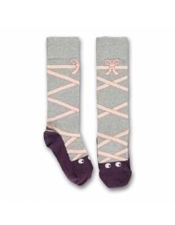 Calcetines UBANG de algodón OEKO-TEX - Bailarina