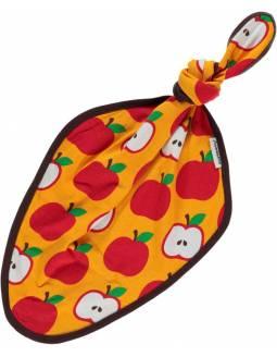 Dudú MAXOMORRA de algodón orgánico - Manzanas