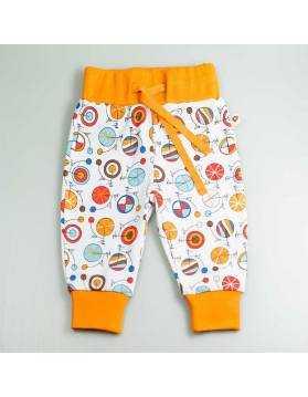 Pantalón de Algodón Orgánico TUKUTUNO - Retrocycles