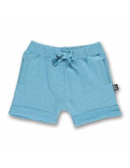 Pantalón Corto de Algodón Orgánico UBANG - Azul Cielo