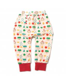 Pantalón de Algodón Orgánico LITTLE GREEN RADICALS - En la Aldea