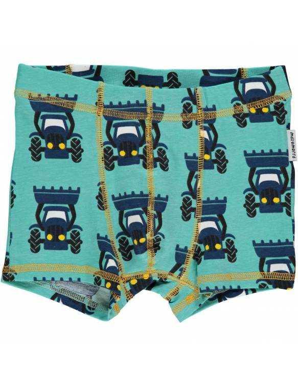 Calzoncillos de algodón orgánico MAXOMORRA - Tractor