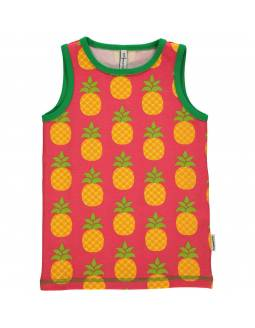 Camiseta Orgánica de Tirantes MAXOMORRA - Piñas