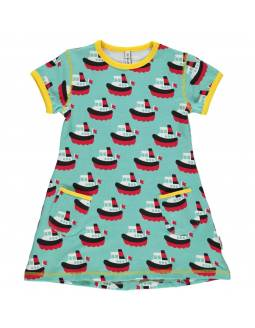 vestido-bebe-algodon-organico-maxomorra-barco
