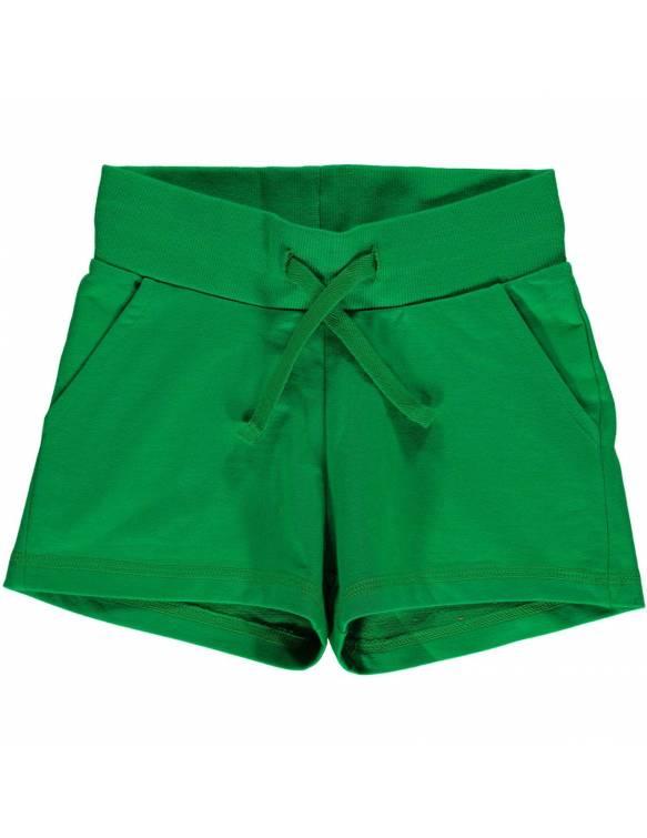 Shorts Orgánicos MAXOMORRA - Básico Verde