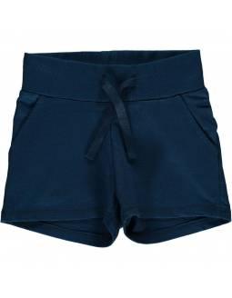 Shorts Orgánicos MAXOMORRA - Básico Azul