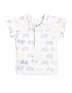 Camiseta de Muselina ADEN+ANAIS - Bicicletas