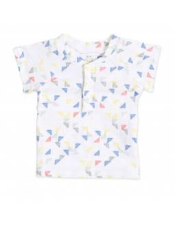 Camiseta de Muselina ADEN+ANAIS - Triángulos