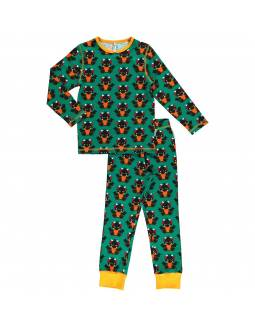 Pijama Orgánico MAXOMORRA - Dragon