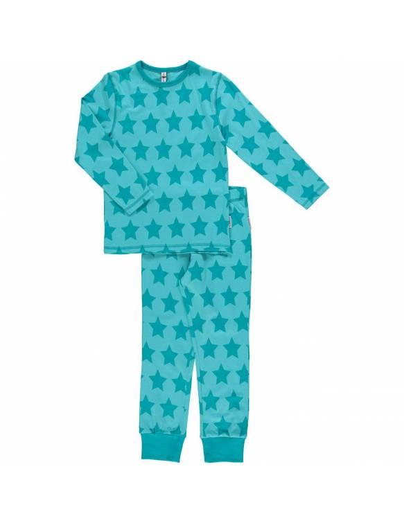 Pijama Orgánico MAXOMORRA - Estrellas