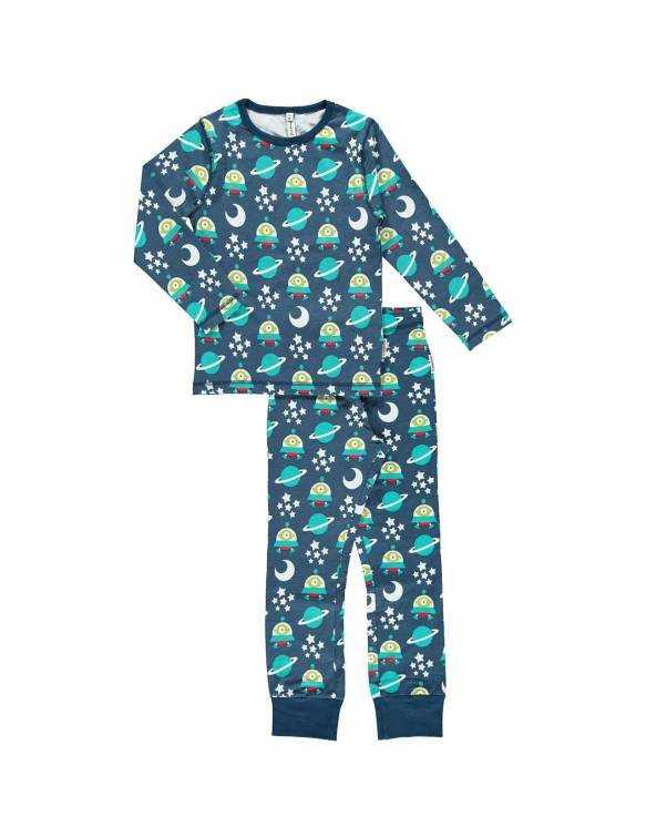 Pijama Orgánico MAXOMORRA - Nave Espacial