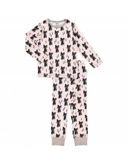 Pijama Orgánico MAXOMORRA - Bambi
