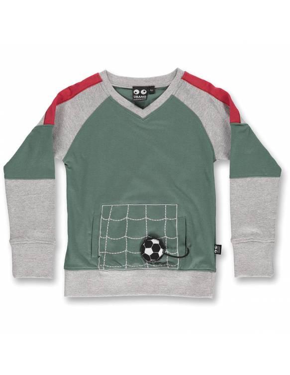 Camiseta Orgánica UBANG - Fútbol