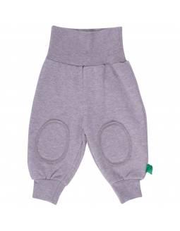 Pantalón Orgánico FRED'S WORLD - Básico Gris