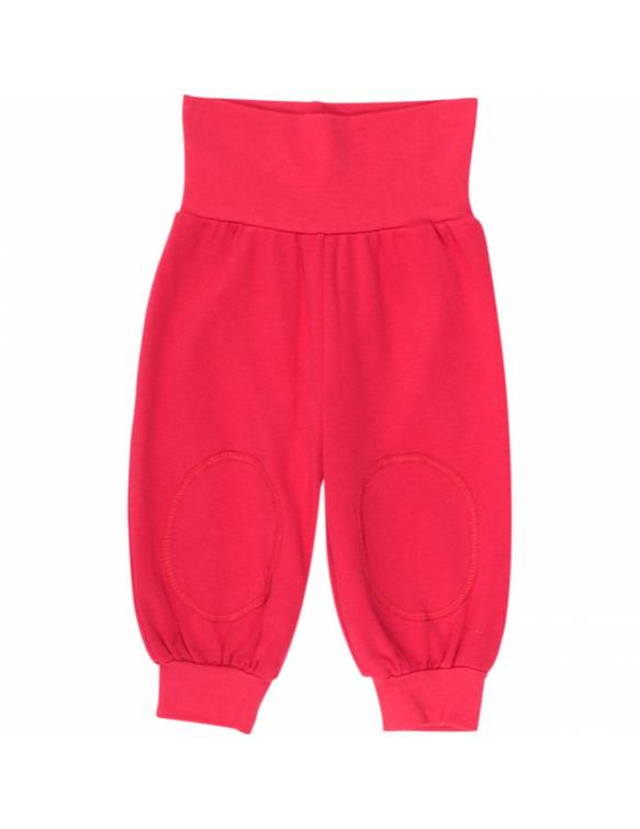 Pantalón Orgánico FRED'S WORLD - Básico Rojo