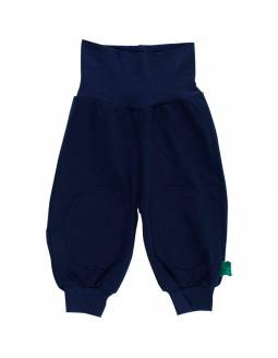 Pantalón Orgánico FRED'S WORLD - Básico Navy