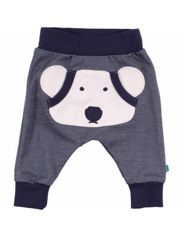 Pantalón Orgánico FRED'S WORLD - Oso Polar Denim