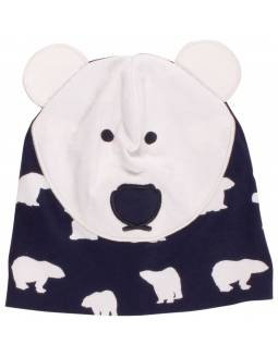Gorro Orgánico FRED'S WORLD - Oso Polar