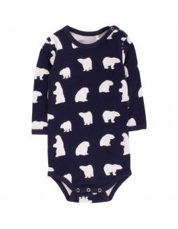 body-bebe-algodon-organico-freds-world-green-cotton-oso-polar