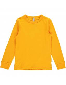 Camiseta Orgánica MAXOMORRA - Básica Naranja
