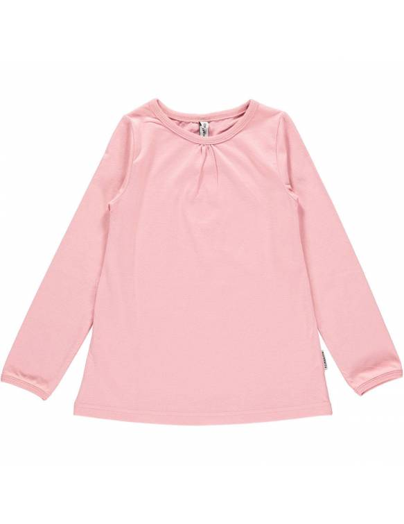 Camiseta Orgánica MAXOMORRA - Básica Rosa