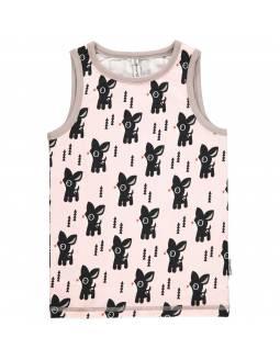 Camiseta Orgánica de Tirantes MAXOMORRA - Bambi