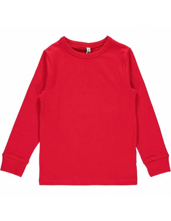 Camiseta Orgánica MAXOMORRA - Básica Rojo