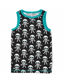 Camiseta Orgánica de Tirantes MAXOMORRA - Esqueleto
