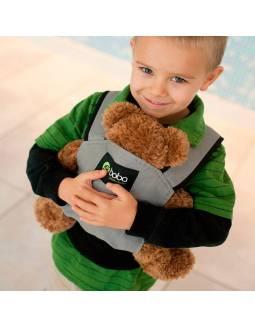 Mochila portabebés Boba Mini de juguete - Dusk