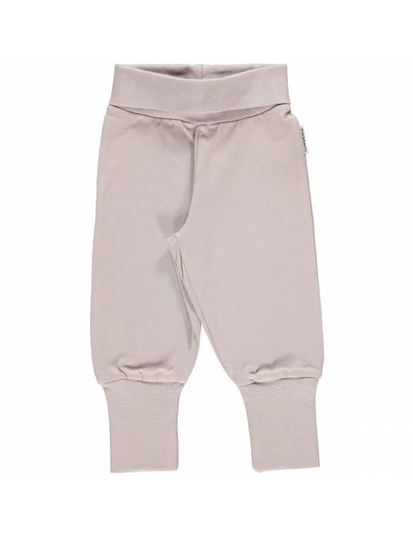 Pantalón Orgánico MAXOMORRA - Básico Gris