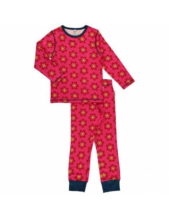 Pijama Orgánico MAXOMORRA - Anémonas