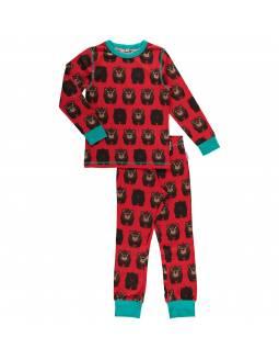 pijama-bebe-algodon-organico-maxomorra-estampado-osopijama-bebe-algodon-organico-maxomorra-estampado-osopijama-bebe-algodon-orga
