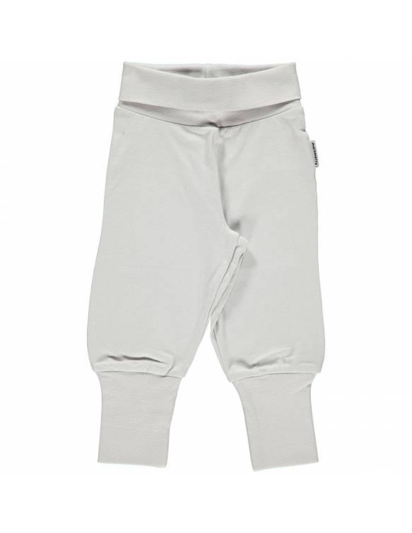 Pantalón Orgánico MAXOMORRA - Básico Gris Claro