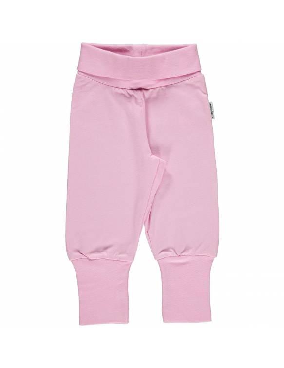 Pantalón Orgánico MAXOMORRA - Básico Rosa Claro