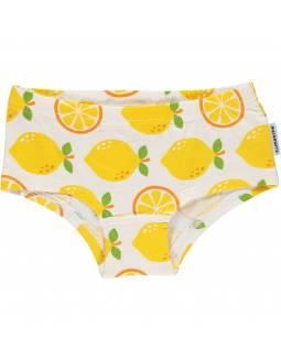 Braguitas Orgánicas MAXOMORRA - Limones