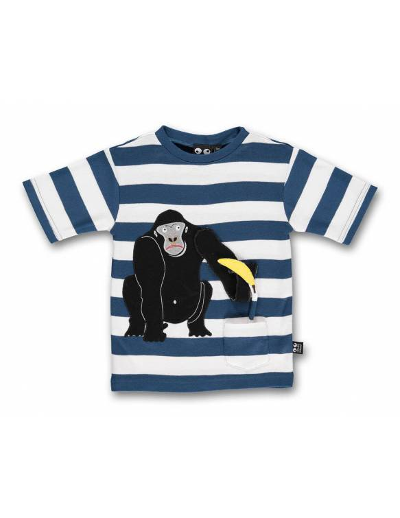 Camiseta Orgánica UBANG - Gorila