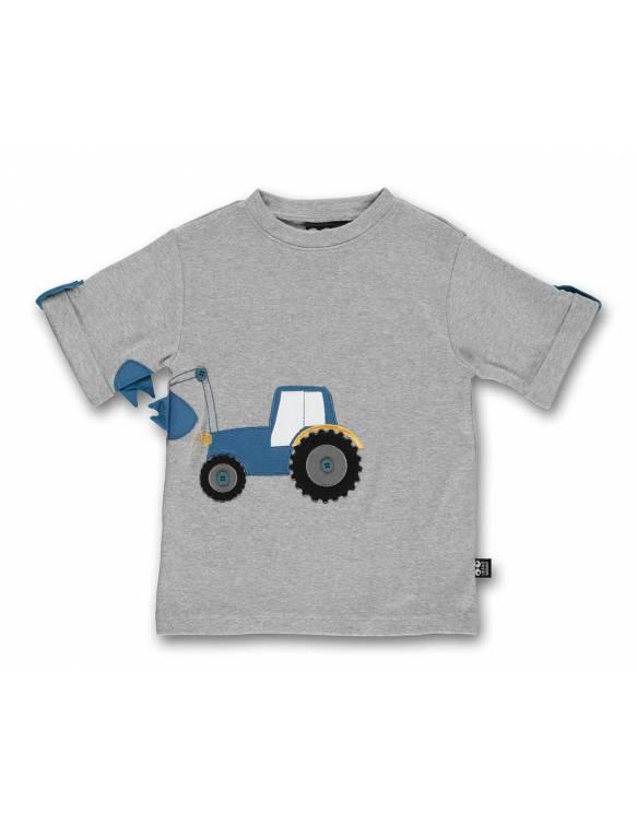 Camiseta Orgánica UBANG - Tractor