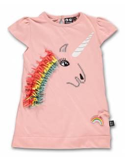 Camiseta Orgánica UBANG - Unicornio