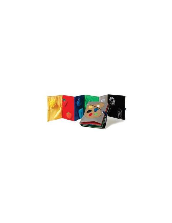 Libro de Tela OSKAR & ELLEN - Colores