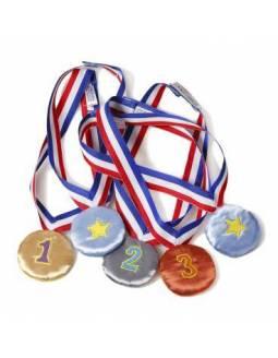 Medallas de Tela OSKAR & ELLEN